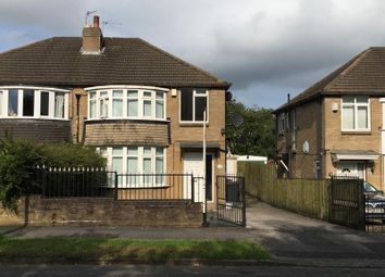 Thumbnail 3 bed semi-detached house to rent in Carr Manor View, Moortown, Leeds