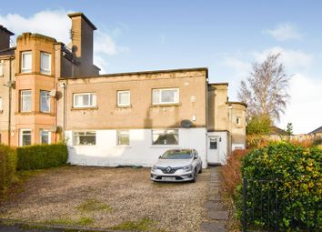 Thumbnail 3 bed flat for sale in Nevis Road, Renfrew