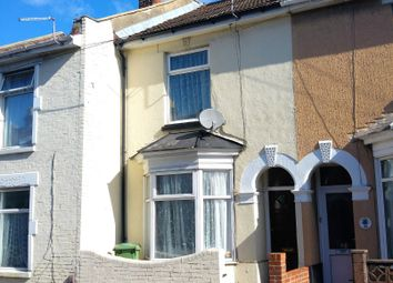 Thumbnail 4 bed terraced house to rent in Jessie Road, Southsea, Hampshire
