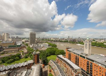 Thumbnail 2 bed flat for sale in South Bank Tower, Upper Ground, London