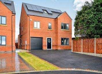 Thumbnail 5 bed detached house for sale in Cromford Road, Langley Mill, Nottingham
