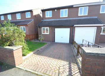 Thumbnail 3 bed semi-detached house for sale in Greenfields, Ross, Ouston, Chester Le Street
