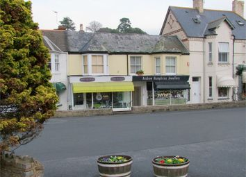 Thumbnail 2 bedroom flat for sale in Fore Street, Budleigh Salterton