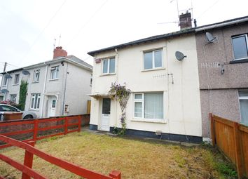 Thumbnail 3 bed semi-detached house for sale in Springfield Road, Risca, Newport