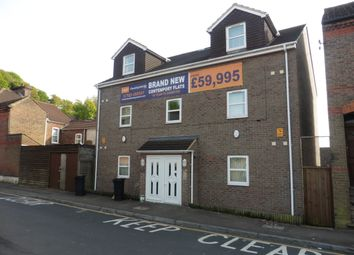 Thumbnail 1 bed flat to rent in 3-5 Oxen Street, Luton