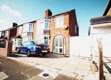 Thumbnail 3 bedroom semi-detached house for sale in Clumber Road, Evington