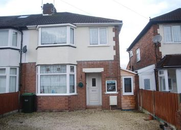 Thumbnail 3 bedroom semi-detached house for sale in Bowstoke Road, Great Barr, Birmingham, West Midlands