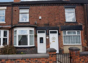 Thumbnail 2 bedroom terraced house for sale in Belgrave Road, Dresden, Stoke-On-Trent, Staffordshire
