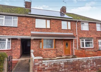 Thumbnail 3 bed terraced house for sale in Beverley Crescent, Grimsby