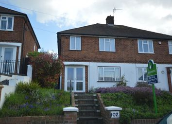 Thumbnail 3 bed semi-detached house for sale in Broom Hill Road, Rochester