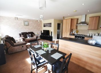 Thumbnail 2 bed flat for sale in Hampton Court, Basildon Road, Basildon