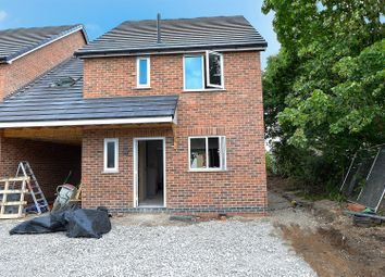 Thumbnail 4 bedroom link-detached house for sale in Cornwall Drive, Long Eaton, Nottingham