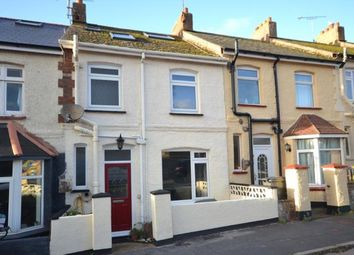 Thumbnail 3 bed semi-detached house for sale in Clarence Road, Budleigh Salterton, Devon