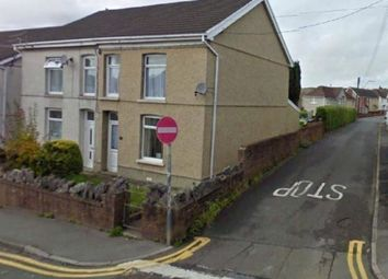 Thumbnail 3 bed semi-detached house to rent in Brecon Road, Ystradgynlais, Swansea