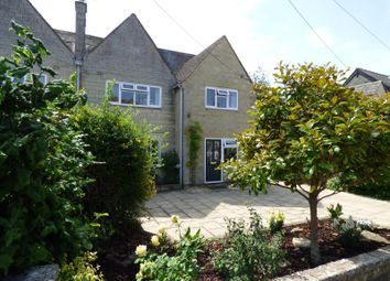 Thumbnail 4 bed semi-detached house for sale in West End Gardens, Fairford, Gloucestershire