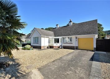 Thumbnail 2 bed detached bungalow for sale in Primley Mead, Sidmouth, Devon