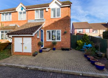 Thumbnail 3 bed semi-detached house for sale in Columbia Avenue, Eastcote