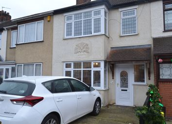 Thumbnail 3 bedroom terraced house to rent in Western Avenue, Dagenham, Essex