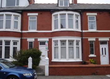 Thumbnail 3 bed terraced house to rent in Seafield Road, Blackpool