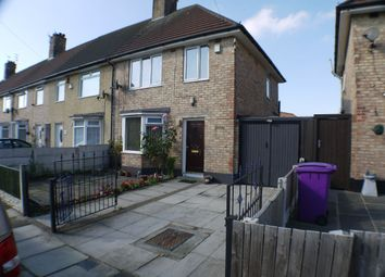 Thumbnail 3 bed terraced house to rent in School Way, Liverpool