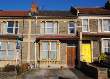 Thumbnail 4 bedroom terraced house for sale in Nottingham Road, Bishopston, Bristol