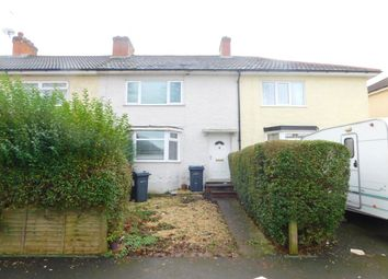 3 bed terraced house for sale in Glastonbury Road, Birmingham B14