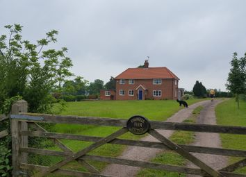 Thumbnail 4 bed detached house to rent in Playford Road, Little Bealings