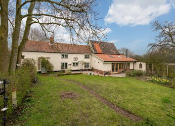 Thumbnail 3 bed detached house for sale in Harleston Road, Rushall, Diss, Norfolk