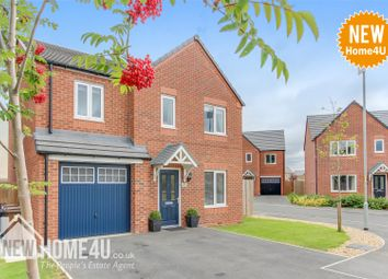 Thumbnail 4 bed property for sale in Pine Way, Penyffordd, Chester