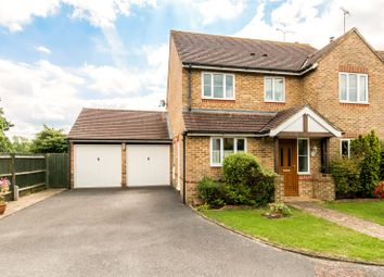 Thumbnail 4 bed detached house for sale in Blackmores, Green Road, Wivelsfield Green, West Sussex