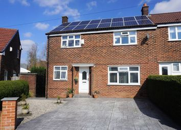 Thumbnail 3 bed semi-detached house for sale in Foliage Crescent, Stockport
