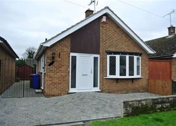 Thumbnail 2 bed bungalow to rent in Stevens Lane, Breaston, Derby
