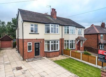 Thumbnail 5 bed semi-detached house for sale in Becketts Park Drive, Leeds, West Yorkshire