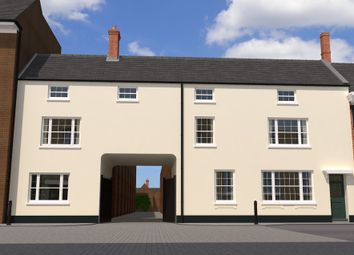 Thumbnail 2 bedroom town house for sale in King Street, King's Lynn