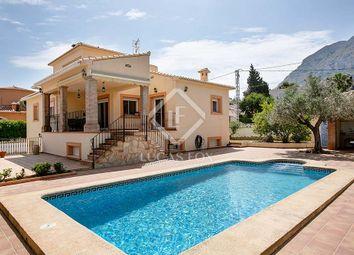 Thumbnail 3 bed villa for sale in Spain, Costa Blanca, Dénia, Den11412