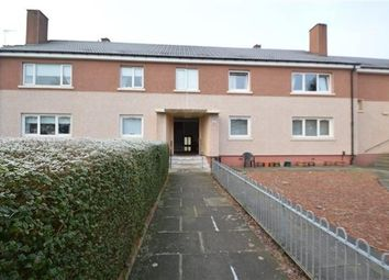 Thumbnail 2 bed flat for sale in Howgate Avenue, Glasgow