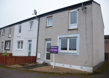 Thumbnail 2 bed end terrace house for sale in Califer Road, Forres