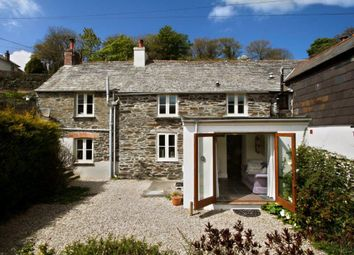Thumbnail 3 bed semi-detached house for sale in Old Road, Boscastle