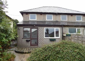 Thumbnail 2 bed semi-detached house to rent in Sterndale Moor, Nr Buxton, Derbyshire