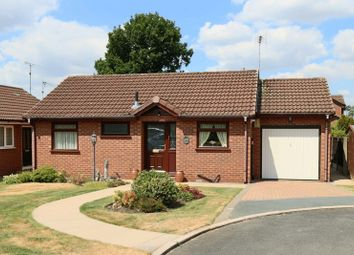 Thumbnail 2 bed bungalow for sale in The Brambles, Haslington, Crewe