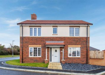 Thumbnail 3 bed detached house for sale in Bradbury Way, Chilton, Ferryhill, Durham