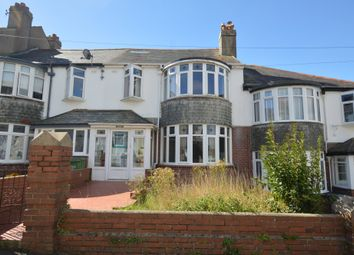 Thumbnail 3 bed terraced house for sale in Pine View Road, Torquay