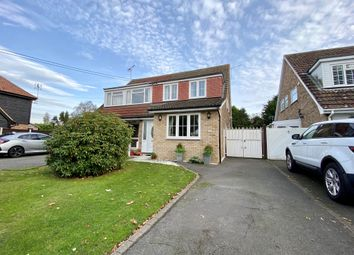 Thumbnail 3 bed semi-detached house for sale in Wiggins Lane, Billericay