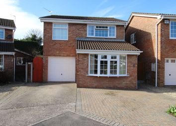 4 bed detached house for sale in Newport Close, Clevedon BS21
