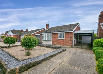 Thumbnail 2 bed detached bungalow for sale in Saville Road, Skegby, Sutton-In-Ashfield