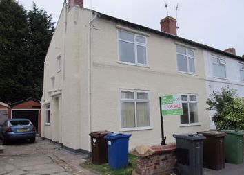 Thumbnail 3 bed semi-detached house to rent in York Avenue, Prestwich, Manchester