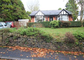 Thumbnail 3 bed bungalow for sale in North Road, Glossop