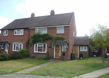 Thumbnail 3 bed semi-detached house to rent in Medlar Close, Guildford GU1,