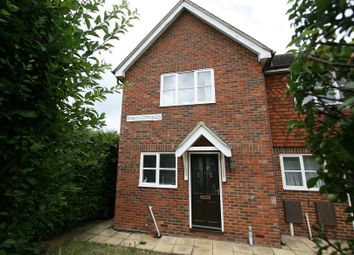 Thumbnail 2 bed end terrace house to rent in Ashford Road, High Halden