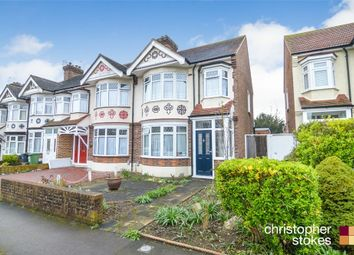 Thumbnail 3 bed end terrace house for sale in Hillside Crescent, Cheshunt, Waltham Cross, Hertfordshire